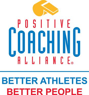 The Positive Coaching Alliance logo